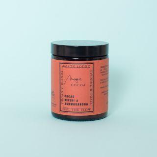 Maison Loüno Magic Cocoa du Soir - Cocoa, Reishi & Ashwagandha 75g