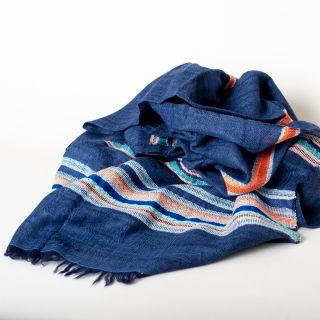 Himalayan Wool Scarf Ciel