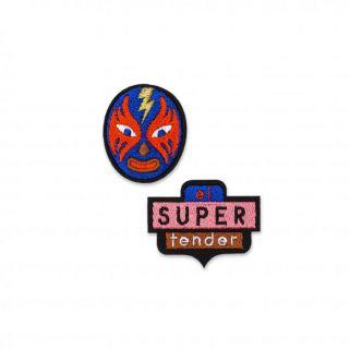 Macon & Lesquoy El Super Tender Badge