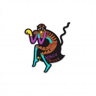Macon & Lesquoy EMF Action Badge