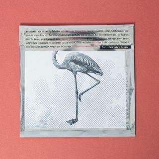 "Boubouki Self-Adhesive Tile Stickers ""Falko Poster Opaque"""
