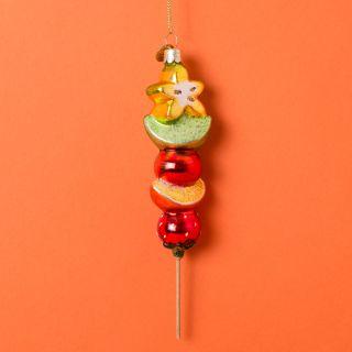 Vondels Fruit on a Stick Ornament