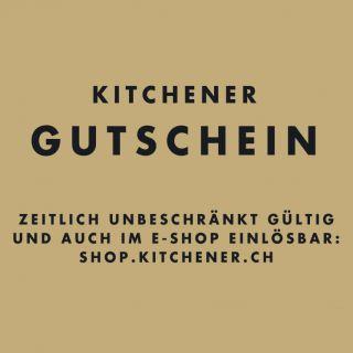 Kitchener Gutschein