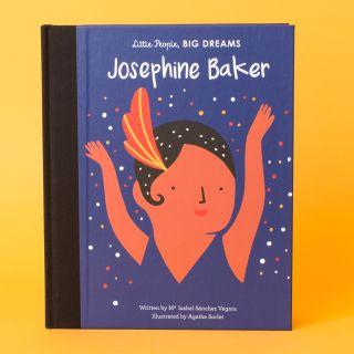 Little People Josephine Baker Book