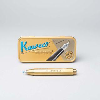 Kaweco BRASS SPORT Ballpoint Pen