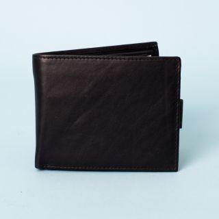 Kitchener items Black Pull Up Men Wallet