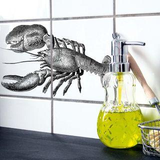 Boubouki Lobster Fliesen-Dekore