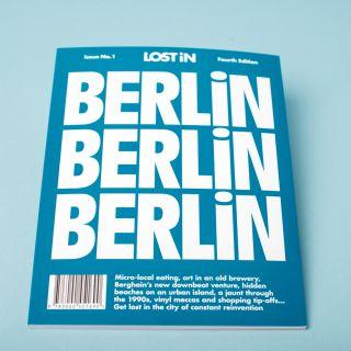 Lost iN City Guide Berlin