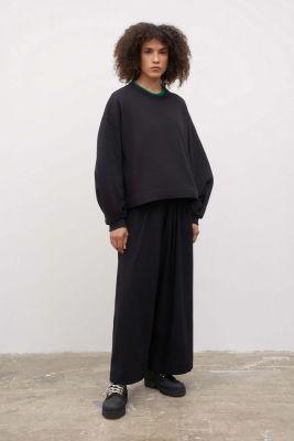 Kowtow Lulu Sweater Black