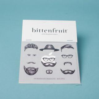 Bittenfruit Mr. Man Stickers