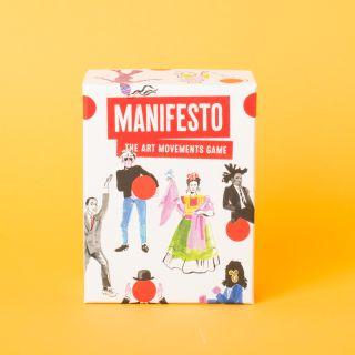 Manifesto The Art Movement Game