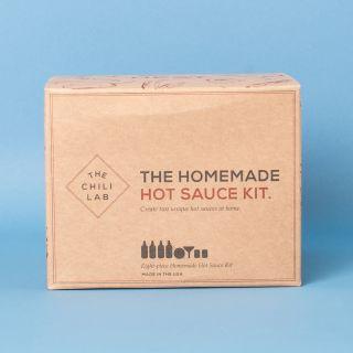 The Chili Lab Homemade Hot Sauce Kit