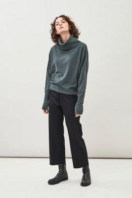 Maska Isa Boxy Cashmere Black Sweater