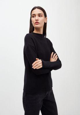 Armed Angels Medinaa Organic Cotton Sweater Black