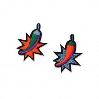 Macon & Lesquoy Mini Chilly Badge