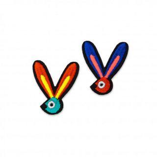 Macon & Lesquoy Mini Big Ears Badge