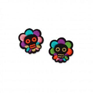 Macon & Lesquoy Mini Muerte Badge