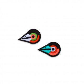 Macon & Lesquoy Mini Piafs Badge