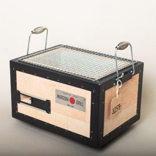 Margoni Traditional Japanese Charcoal Grill Pro-Line Kompakt