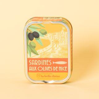 La Belle-Iloise Sardines aux olives de Nice