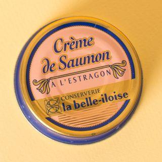 La Belle-Iloise Crème de saumon à l'estragon