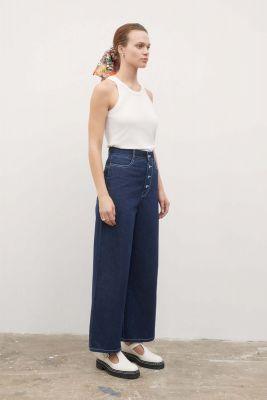 Kowtow Sailor Jeans Indigo Denim