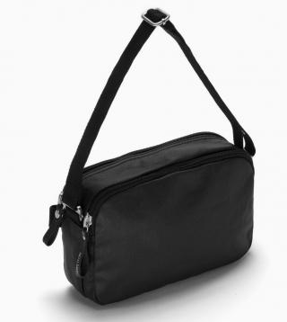 Hip Bag Organic Jet Black