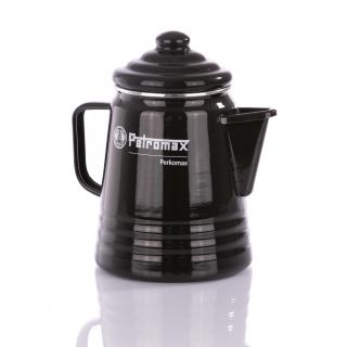 Petromax Perkomax Coffee & Tea Percolator Black