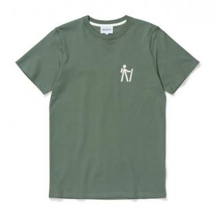 Norse Projects x Niels Matt Luckhurst Pictogram Shirt Green