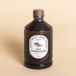 Bacanha Sirop de Cardamome Brut - Biologique/ Cardamom Syrup