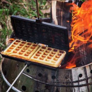 Petromax Waffel Eisen / Waffle Iron