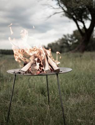 Petromax Fs48 Grill - & Feuerschale / Griddle & Fire Bowl 58cm