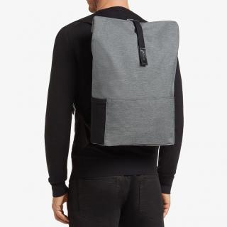 Brooks England Pickwick Tex Nylon 26l Grey Backpack