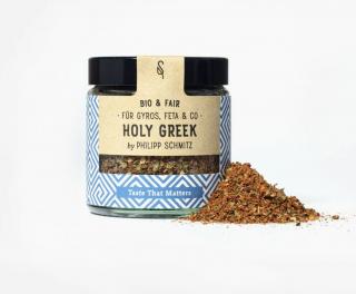 Soul Spice Holy Greek Bio