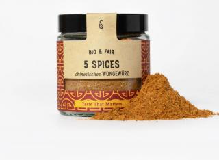 Soul Spice 5 Spices Bio