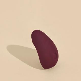 Dame Products Pom® - Flexible Vibrator - Plum
