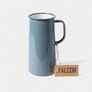 Falcon Enamelware 3 Pint Jug - Pigeon Grey