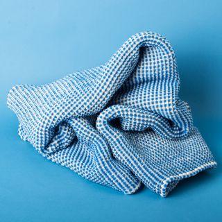 Schönstaub SECA Large Towel Blue