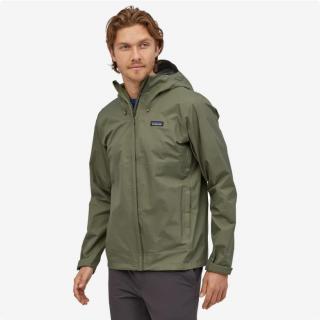 Patagonia Men's Torrentshell 3L Jacket  Industrial Green