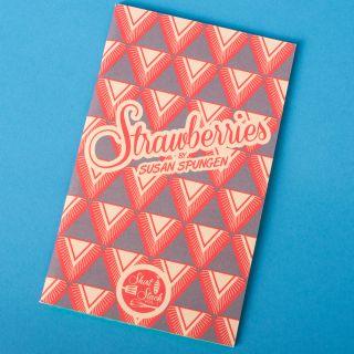 Vol 3: Strawberries by Susan Spungen