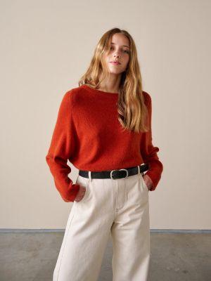 Bellerose Deris Knit Sweater Flame