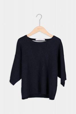 Humanoid Simav Knitted Sweater Night