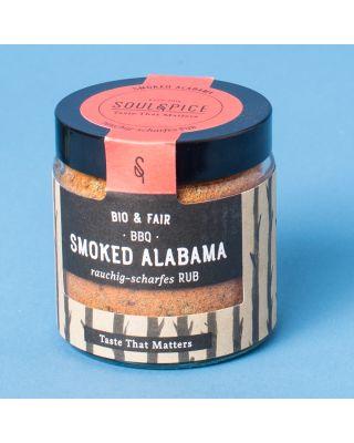 Soul Spice BBQ Smoked Alabama Bio
