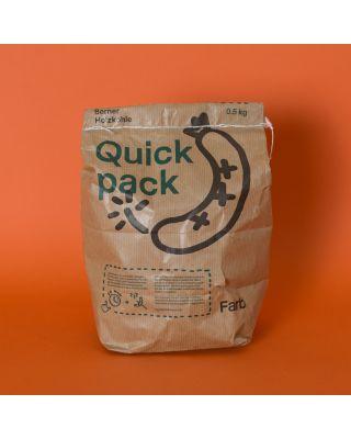 Holzkohle aus Köniz Quickpack 500g
