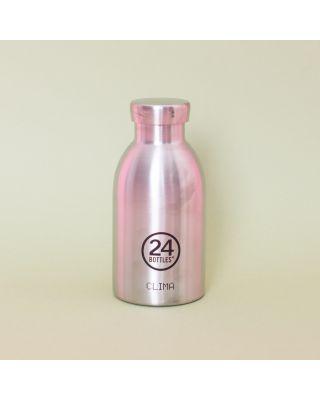 24Bottles Clima Bottle Steel 330ml