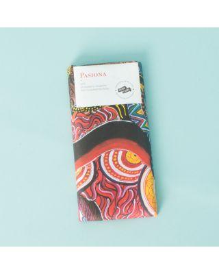 Choba Choba Pasiona -  Dunkle Schweizer Schokolade 64% mit Erdbeere und Jalapeño