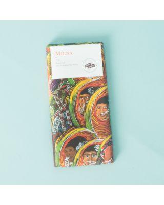 Choba Choba Mirna - Dunkle Schweizer Schokolade 71% mit Maracuya