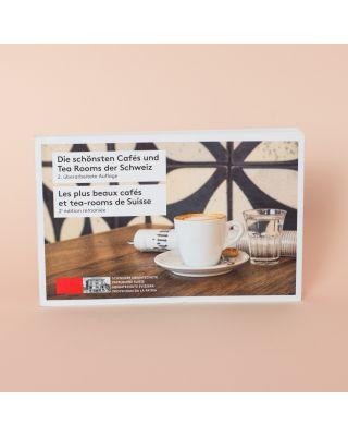 Schweizer Heimatschutz - Die Schönsten Cafés und Tea Rooms der Schweiz