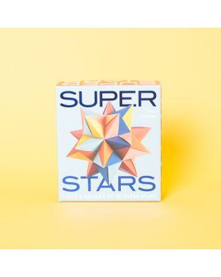 Superstars - Make a Galaxy of 3D Paper Stars