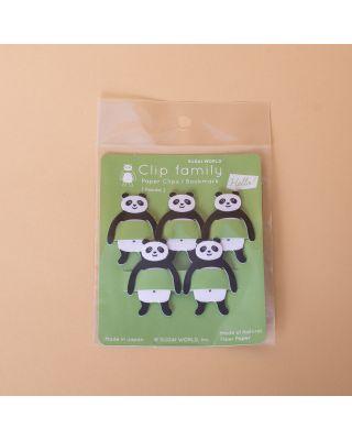 Sugai Clip Family Panda